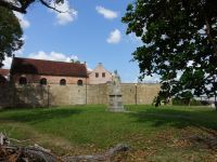 Fort Zeelandia 01 - south walls