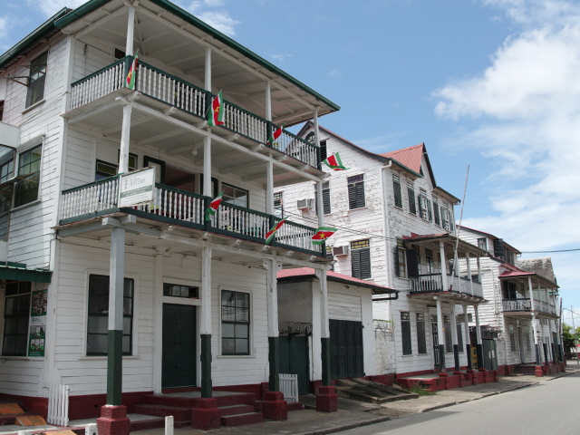 Paramaribo 21   World Heritage wooden architecture