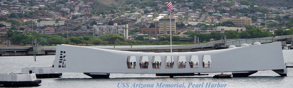 165 - USS Arizona Memorial, Pearl Harbor, Hawaii.JPG