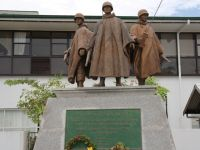 Paramaribo 12 - Korean War memorial