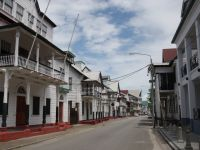 Paramaribo 22 - all quiet on a Sunday