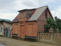 Paramaribo 39 - freed slave house