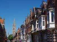 Ypres 1 - quite pretty town