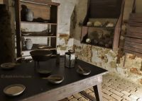 Spilberk Castle 17 - kitchen