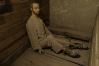 Spilberk Castle 21 - shackled prisoner dummy