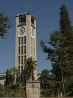 Addis 8 - clock tower