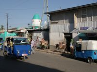 Harar 16 - one street fit for vehicles