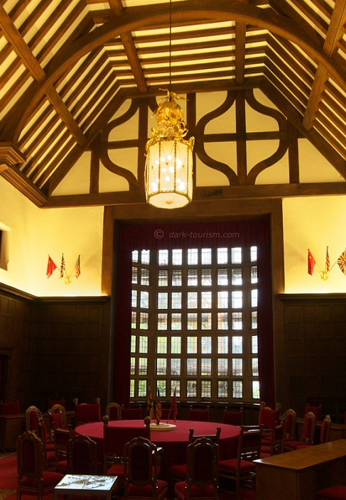 17 07 2017   Cecilienhof, site of the Potsdam Conference
