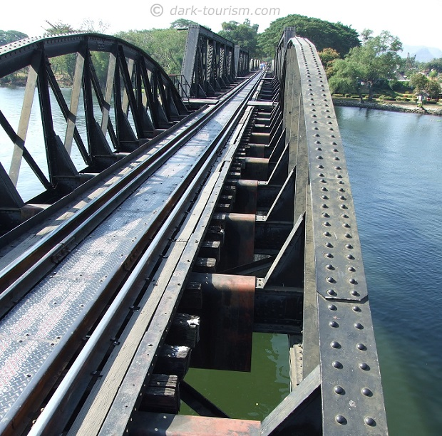 21 02 17   The real Bridge on the River Kwai, Thailand