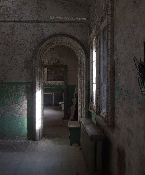 24 10 2017   Eastern State Penitentiary, abandoned admin block