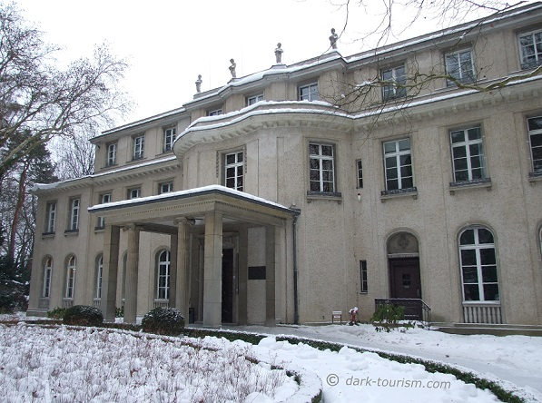 20 02 2020   House of the Wannsee conference, Berlin