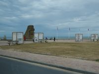 D-Day Tour 19 - more monuments and information panels