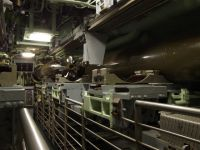Le Redoutable 41 - torpedo room
