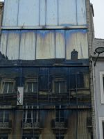 Cherbourg 11 - old-new reflection