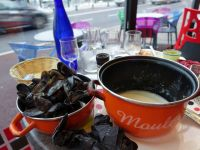 Cherbourg 17 - local seafood