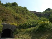 La Coupole 02 - tunnel entrance