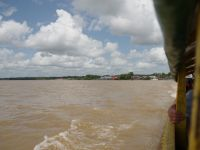 Guyane 5 - crossing the Maroni River