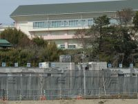 Ishinomaki 18 - official memorial in the making