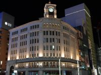 Tokyo 15 - old established department store in Ginza