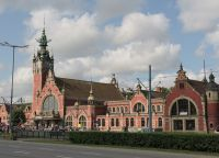 Gdansk 03 - train station