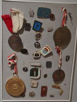 communist life museum 07 - sports medals