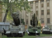 Polish military museum 7 - missile launchers