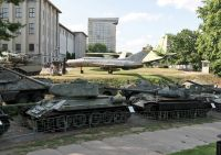 Polish military museum 9b - tanks and planes