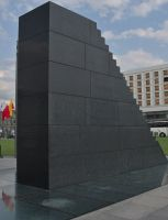 Warsaw 07 - monument for the Smolensk plane crash