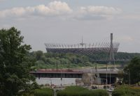 Warsaw 24 - new stadium