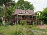 Suriname 25 - dilapidated old plantation house