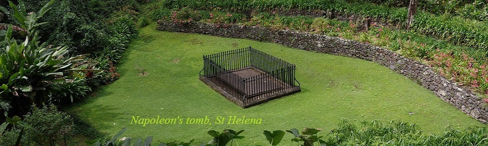 151 - the original tomb of Napoleon, St Helena.JPG